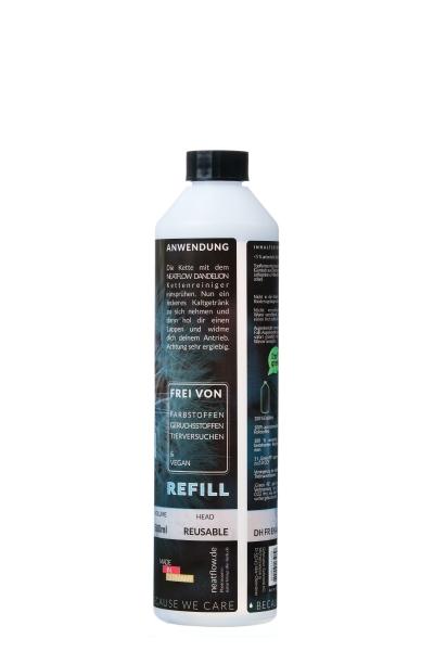 NEATFLOW Ketten-Reiniger Dandelion NACHFÜLLPACK 500 ml GreenPE