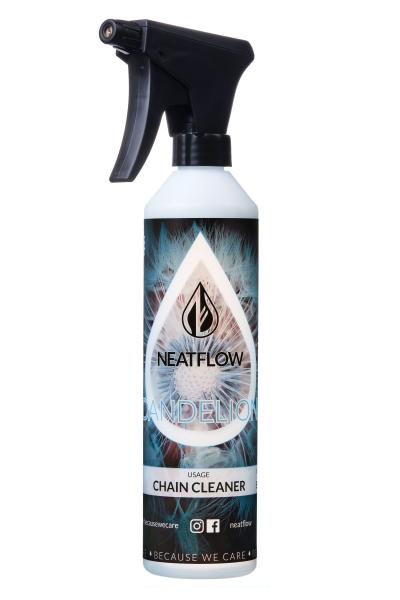 NEATFLOW Ketten-Reiniger Dandelion 500 ml GreenPE- FO