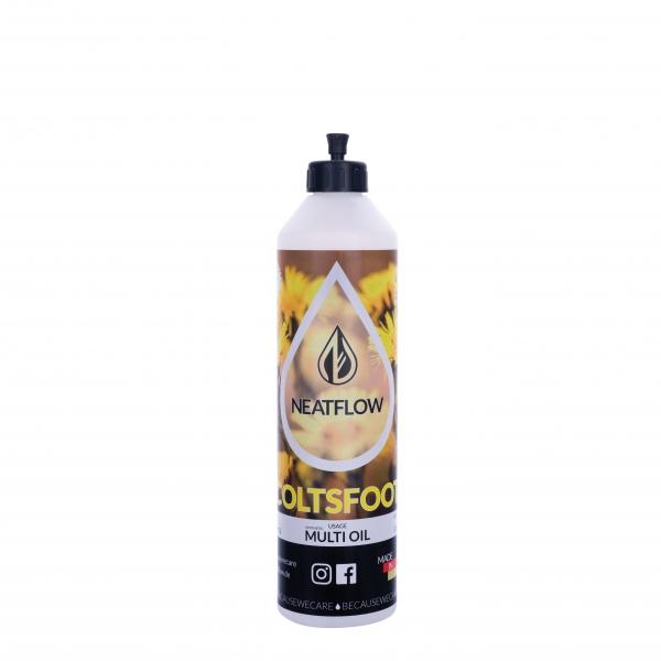 NEATFLOW Multi-Öl Coltsfoot 500ml economy pack